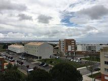 Hemel van Lissabon Riviera Stock Afbeeldingen