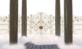 Hemelpoorten Royalty-vrije Stock Fotografie