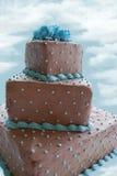 Hemels Dessert Royalty-vrije Stock Afbeeldingen