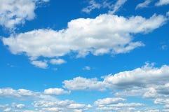 Hemels landschap stock foto's