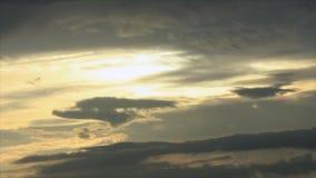 Hemels licht stock videobeelden