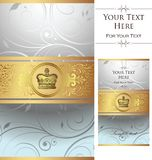 Hemelse achtergrond Royalty-vrije Stock Afbeelding