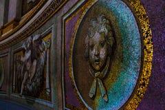 Hemelse Kleur Stock Afbeeldingen