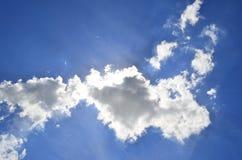 Hemelwolken Stock Foto's