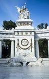 Hemiciclo a Benito Juárez Monument in Mexico City - México Stock Photography