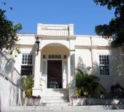 Hemingwayâs Haus in Kuba Lizenzfreies Stockbild