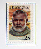 Hemingway Stock Image