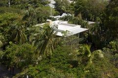 Hemingway's House Key West Stock Photo