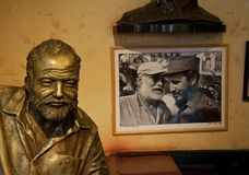 Hemingway Royalty Free Stock Images