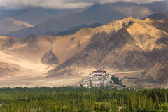 Hemis gompa temple Royalty Free Stock Images