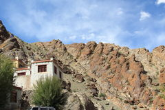 Hemis Monastery. Royalty Free Stock Image