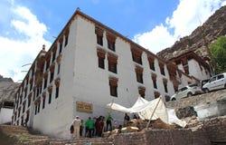 Hemis Monastery-1 стоковая фотография