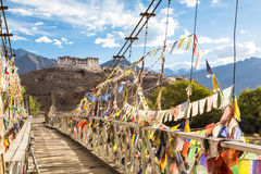 Hemis monastery in Ladakh, India Royalty Free Stock Photos