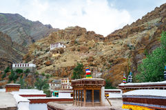 Hemis Monastery Royalty Free Stock Images