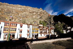 Hemis Monastery, Leh-Ladakh, Jammu and Kashmir, India Royalty Free Stock Photo