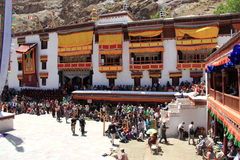 Hemis Monastery. Royalty Free Stock Photo