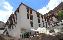Hemis Monastery-1. Stock Photography