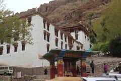 Hemis Monastery. Stock Images