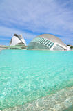 The Hemisferic in Valencia, Spain Stock Photos