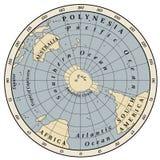 Hemisferio meridional Foto de archivo