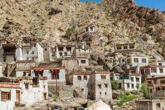 Hemisklooster, Leh Ladakh Stock Afbeeldingen