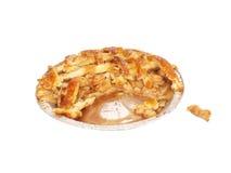 Hemlagad äppelpaj Royaltyfri Bild