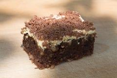 hemlagad cake Arkivfoton