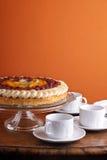 hemlagad cakefrukt Royaltyfri Foto