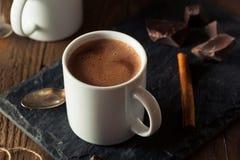 Hemlagad europeisk dricka choklad Royaltyfria Foton