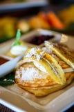 Hemlagad frukost för asiatisk stil Fotografering för Bildbyråer