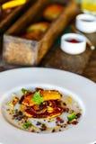 Hemlagad frukost för asiatisk stil Royaltyfri Bild