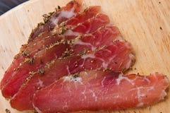 Hemlagad grisköttfransyska Royaltyfria Bilder