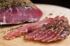 Hemlagad grisköttfransyska Royaltyfri Bild