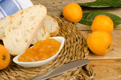 hemlagad marmalade Royaltyfri Foto