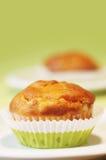 hemlagad muffin Royaltyfri Bild