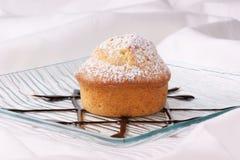 hemlagad muffin Arkivfoto