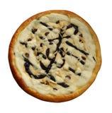 hemlagad pie för klav Arkivbilder
