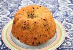 Hemlagad tårta med choklad Royaltyfria Foton