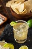 Hemlagade klassiska Margarita Drink Royaltyfri Foto
