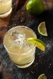 Hemlagade klassiska Margarita Drink Royaltyfri Fotografi