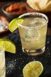 Hemlagade klassiska Margarita Drink Royaltyfria Foton