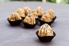 Hemlagade sötsaker Hemlagade sötsaker, godis royaltyfri bild