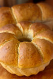 Hemlagat bröd arkivfoton