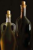Hemlagat vin Arkivbild