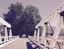 Hemlig bro Arkivbilder