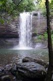 Hemlock Falls Cloudland Canyon State Park Georgia Royalty Free Stock Image