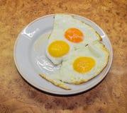 Hemmastadd morgonfrukost Arkivfoton