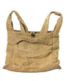Hemp bag Royalty Free Stock Photography
