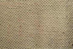 Hemp Fabric Texture Royalty Free Stock Photography