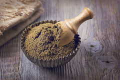 Hemp flour stock photos